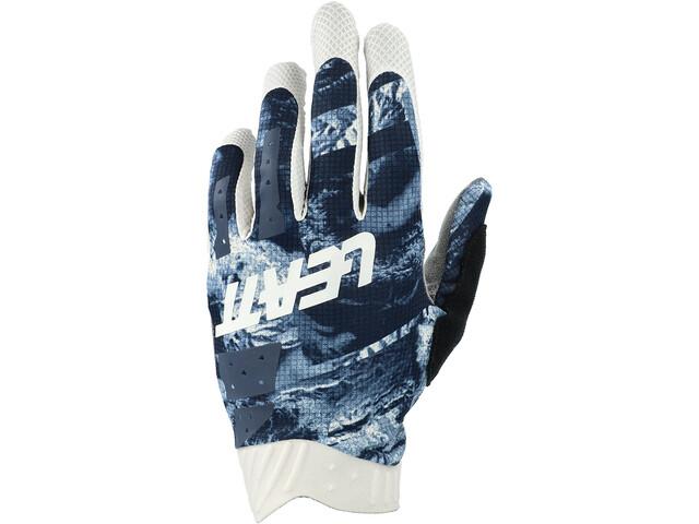 Leatt DBX 1.0 GripR Gloves, steel